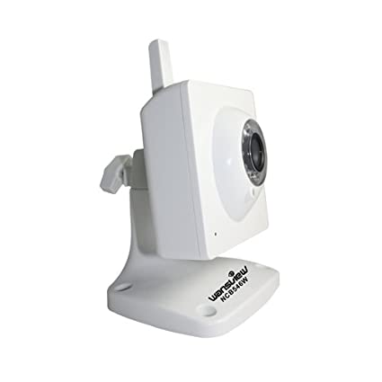 (Blanco) Wansview NCB-546W (Micrófono integrado, 2 Way Audio) Cámara