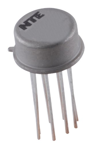NTE ELECTRONICS NTE902 INTEGRATED CIRCUIT OPERATIONAL TRANSCONDUCTANCE AMPLIFIER 8 LEAD CAN ()