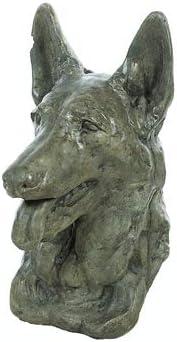 Solid Rock Stoneworks German Shepherd Bust