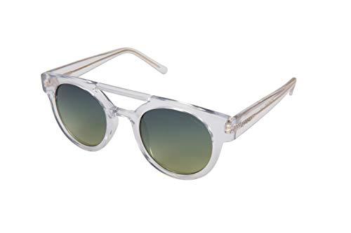 Óculos De Sol Komono Dreyfuss Clear