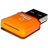 Hubsan X4 H107D USB 2.0 Micro SD SDHC TF Memory Card Reader Adapter Hi-Speed up to 32GB