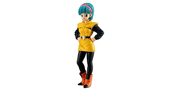 Dragon Ball Super Minifigura Bulma 8 cm Bandai Gashapon Anime ...