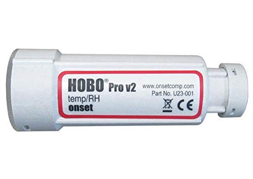 HOBO by Onset U23-001 Temperature/Relative Humidity Data Logger