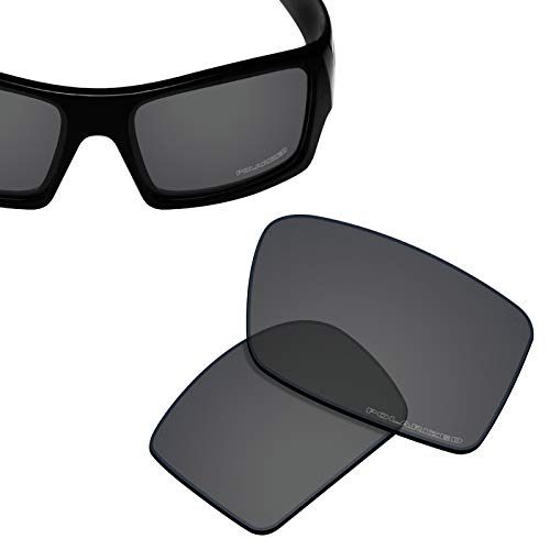 (New 1.8mm Thick UV401 Replacement Lenses for Oakley Gascan Sunglass -)