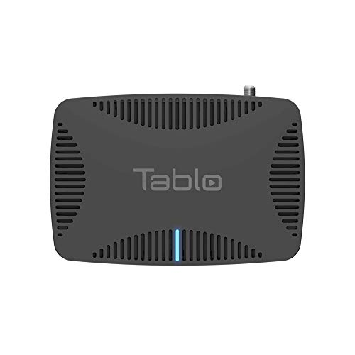 Tablo Quad OTA DVR for Cord Cutters – with WiFi – for use with TV Antennas