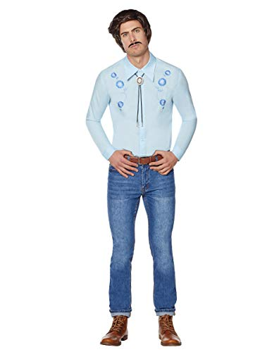 Adult Pedro Napoleon Dynamite Costume | Officially Licensed (Vote For Pedro And All Your Wildest Dreams)