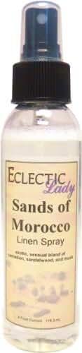 Sands of Morocco Linen Spray, 16 ounces