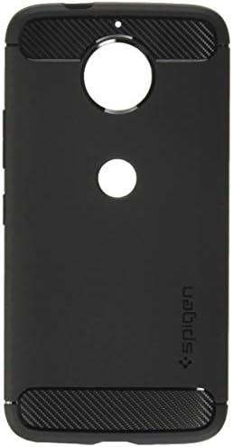 sports shoes 6a318 d51f3 Spigen Rugged Armor Case for Motorola Moto G5S Plus - Black M12CS22017