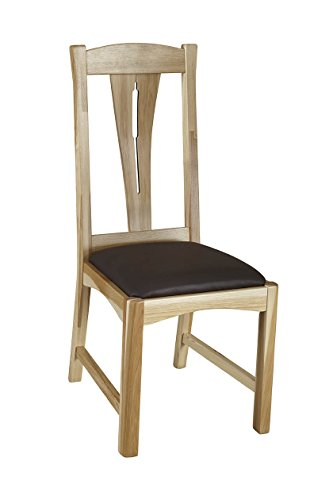 A-America Cattail Bungalow Comfort Side Chair - 2 Chairs, Natural