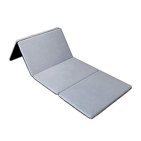 Awyac Colchón Plegablee Topper Floor Mat, Viaje Cama De ...