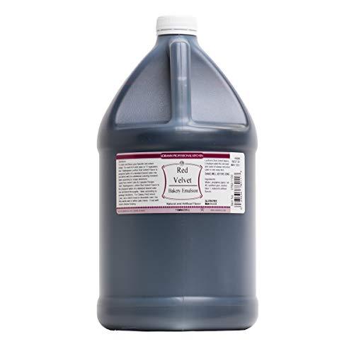 LorAnn Red Velvet Bakery Emulsion, 1 gallon