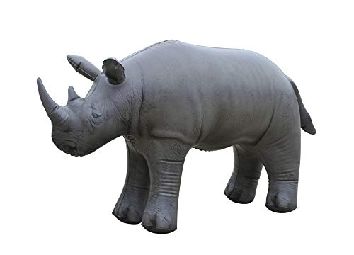 Rhino Inflatable Animal Baby White Rhinoceros wild life