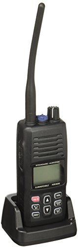 Standard Horizon HX400IS Intrinsically Safe Handheld VHF - Intrinsically Safe Radios