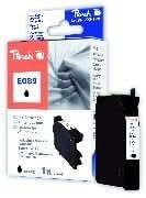 Cartucho de tinta negra de Peach compatible con Epson T0891, C13T08914010