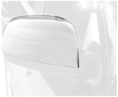 Putco 408501 Chrome Trim Mirror Overlay