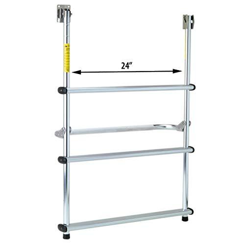 Garelick/Eez-In 19250:01 Swinger Pontoon Ladder