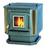 Summers Heat 55-SHP22 Pellet Stove 2,200 Square Foot