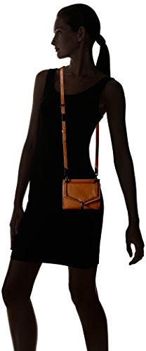 Corinna Ami Honey Foley Brown Crossbody TqPUUY