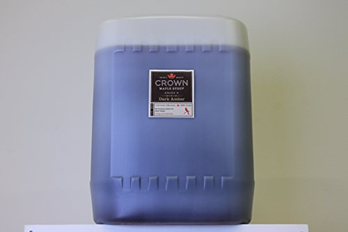 Crown Maple Organic Dark Color - Robust Taste Syrup Five Gallon Plastic Jug by Crown Maple (Image #2)