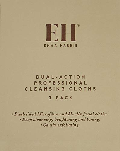 Emma Hardie Professional Cleansing Cloths, 3 Pack (Emma Cleansing Balm)