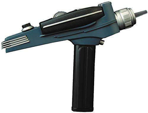 Classic Star Trek Costume (DIAMOND SELECT TOYS Star Trek: The Original Series: Black Handle Phaser Electronic Role)