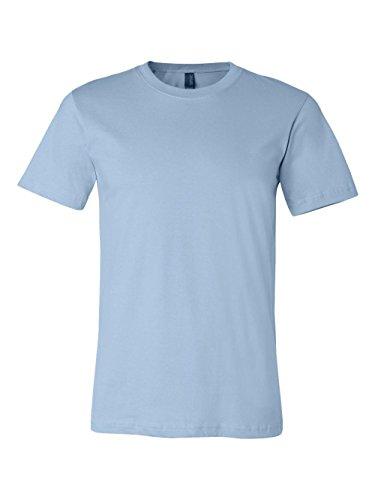rsey Short Sleeve Tee - Light Blue, Medium ()