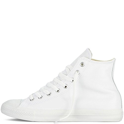 Aq564 white As Unisex Monochrome 100 Hi Ct Sneaker Adulto Bianco Converse xw8AtPWqz5