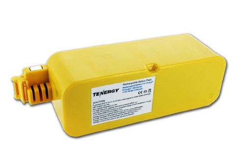 Tenergy Replacement Battery for iRobot 400 series Roomba