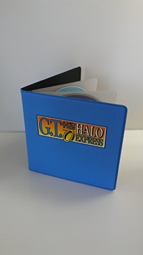 GT and the Halo Express complete set of 7 Albums