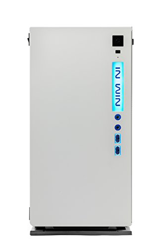 SkyTech Omega Mini Gaming Computer Desktop PC AMD Ryzen 5 1400 3.2 GHz, GTX 1060 3G, 500GB SSD with 3D NAND, 16GB DDR4 2400, A320 Motherboard, Win 10 Home (Ryzen 5 1400 | GTX 1060 3G | 500G SSD) by Skytech Gaming (Image #3)