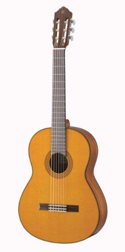 Drop Top Guitar (Yamaha CG142C Cedar Top Classical Guitar)