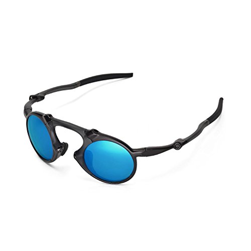 e3b0839647c71 Walleva Replacement Lenses For Oakley Madman Sunglasses - Multiple Options  Available
