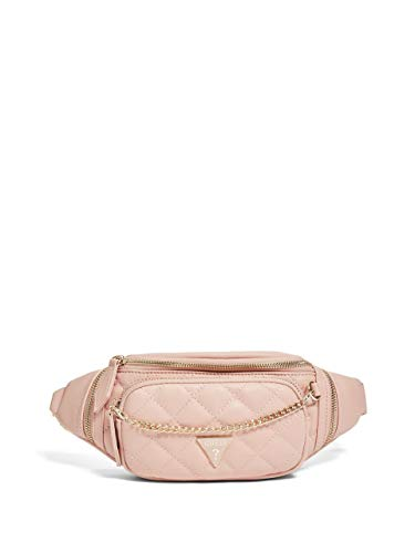 GUESS Factory Women's Kassidy Logo Chain Fanny Pack ()