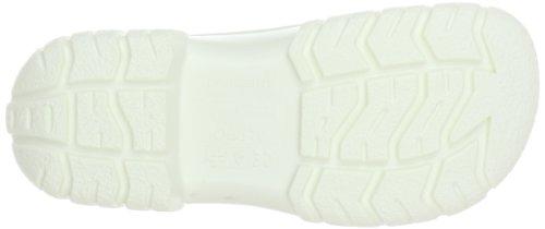 ALPRO A 640 - Zapatos De Seguridad de material sintético unisex marfil - Elfenbein (Weiß)