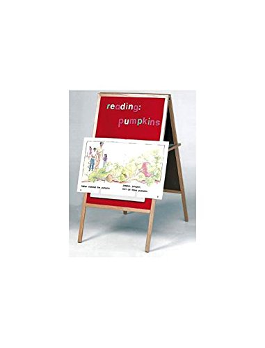 Best-Rite Magnetic Flannel & Dry Erase Easel,   (749)
