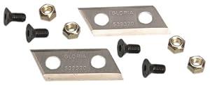 Gloria 726755.0000 Flachmesser komplett