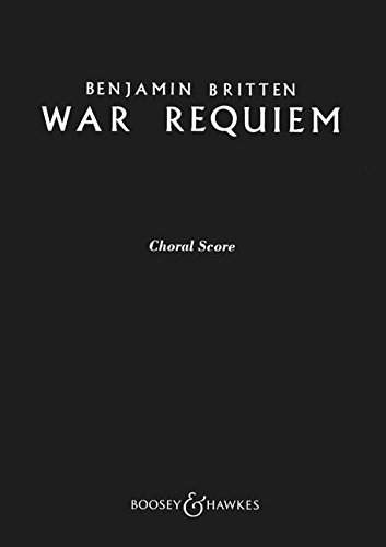War Requiem Op.66 Chant