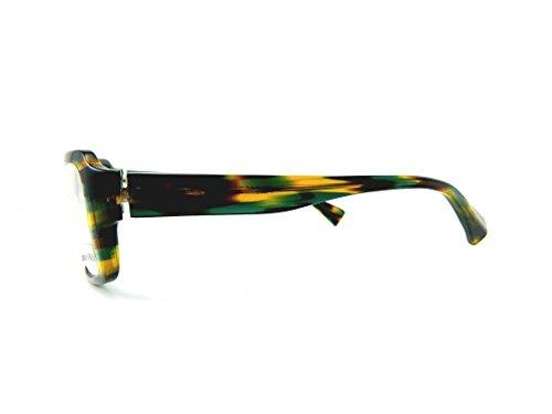 Alain Mikli Eyeglasses AL1127 1070 - Tortoise Yellow Blue Green