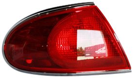 TYC 11-5974-91 Buick LeSabre Driver Side Replacement Tail Light Assembly
