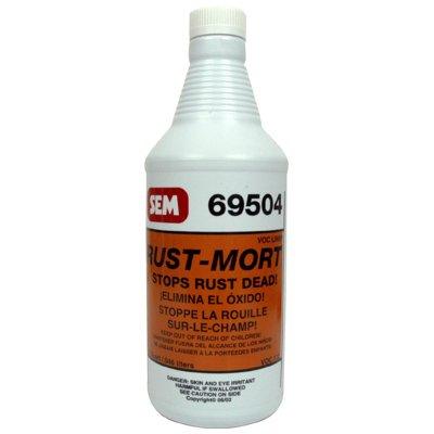 SEM 69504 Rust Mort - 1 Quart by SEM (Image #1)