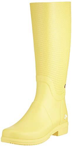 Donna stivaletti Eu da giallo Giallo Viking e Stivali 13 pioggia Festival W xPYnC0