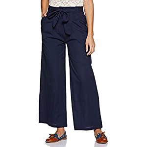 Amazon Brand – Myx Women's Flared Pants