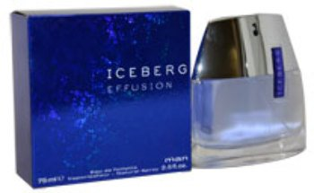 Men Iceberg Iceberg Effusion Edt Spray 2.5 Oz - Product Description - Iceberg Iceberg Effusion Edt Spray 2.5 Oz.Introduced In The Year 2001 By The Design House Of Iceberg. Iceberg (Iceberg 2.5 Ounce Edt)
