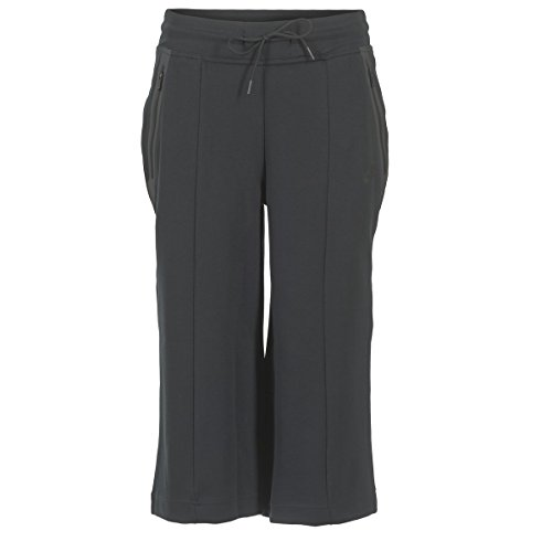 Nike Sportswear Tech Fleece Womens Capri / 3/4 Pants Size XS Black