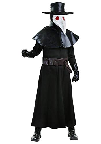 Adult Plague Doctor Costume - S