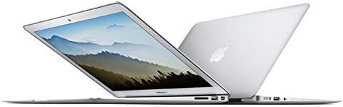 Apple 13in MacBook Air, 1.8GHz Intel Core i5 Dual Core Processor, 8GB RAM, 128GB SSD, Mac OS, Silver, MQD32LL/A (Newest Version) (Renewed) 31GxD4PkpjL