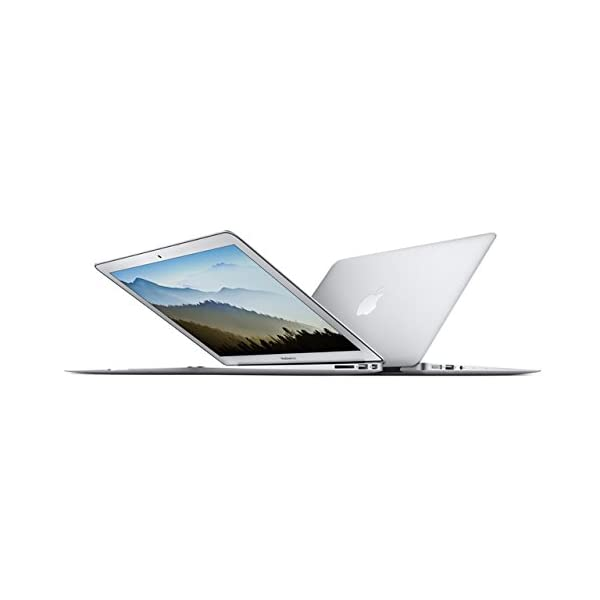 (Refurbished) Apple 13in MacBook Air, 1.8GHz Intel Core i5 Dual Core Processor, 8GB RAM, 128GB SSD, Mac OS, Silver… 2