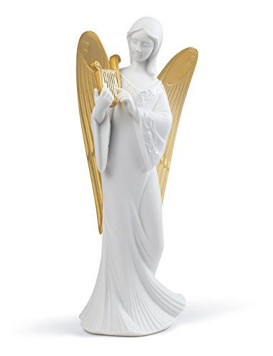 Lladro CELESTIAL MELODY (TREE TOPPER) (RE-DECO) Porcelain 01007728