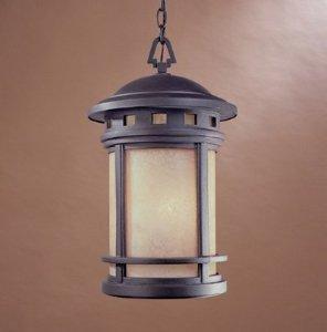 Designers Fountain 2394-AM-ORB Sedona 11'' Hanging Lantern