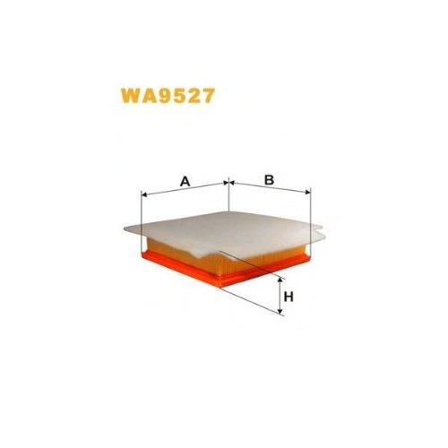 Wix Filter WA9527 Air Filter: